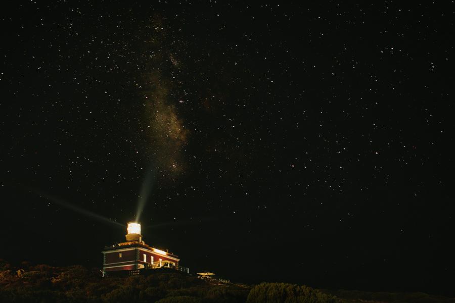 capo spartivento lighthouse wedding