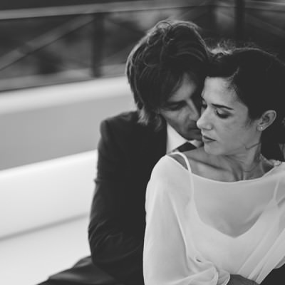 capo spartivento lighthouse wedding photographer - daniela and nicola