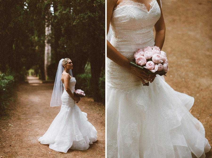 villa cimbrone wedding photographer