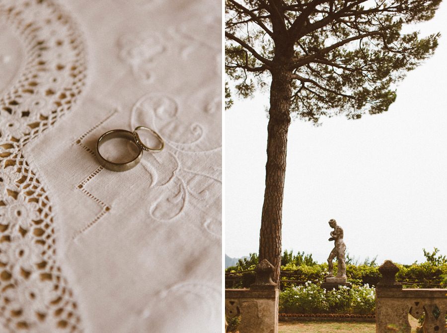 villa cimbrone wedding photographer