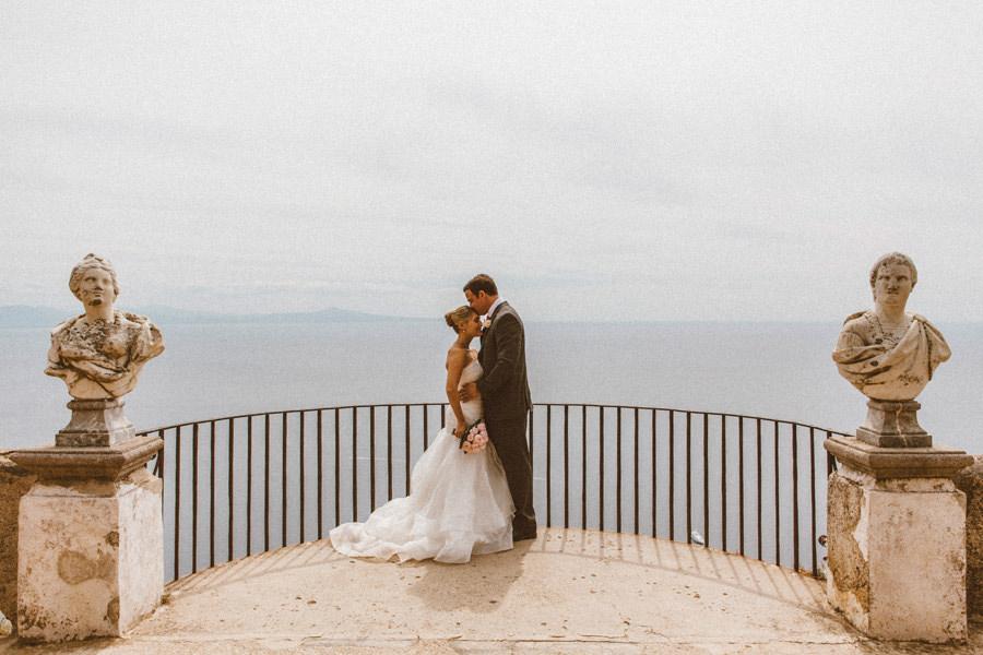 wedding in ravello