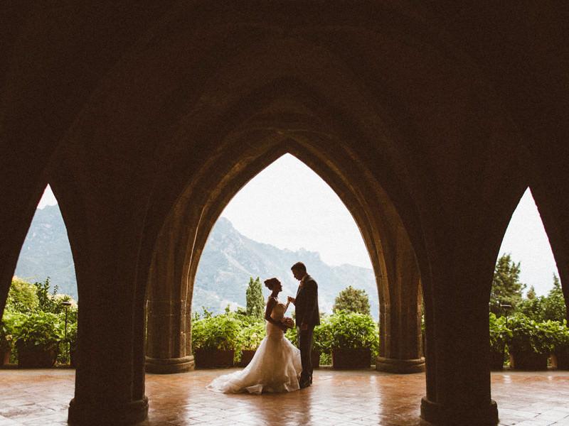 ravello wedding photographer - Kirsten and Brandon