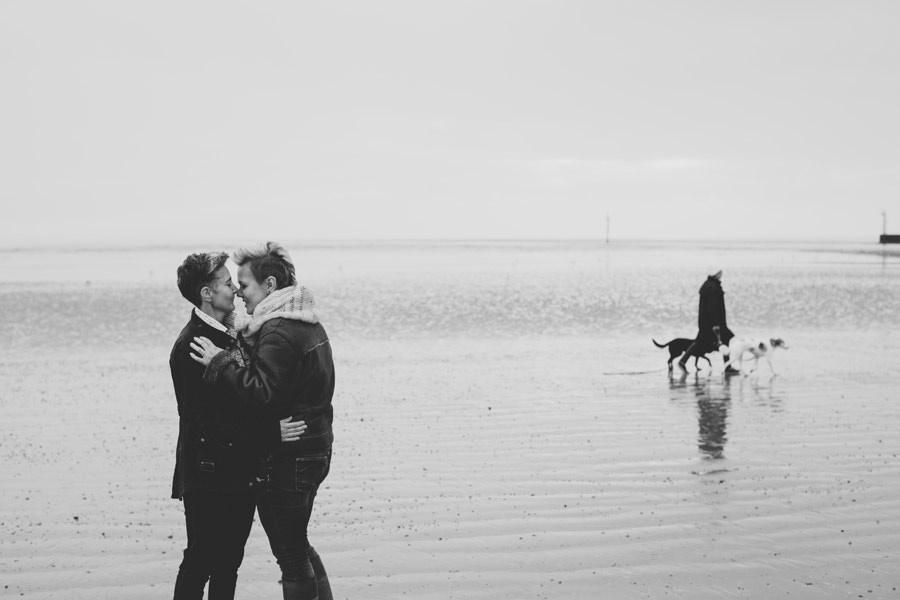 english samesex engagement