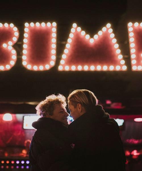 london samesex engagement photographer - Silvia and Natalie
