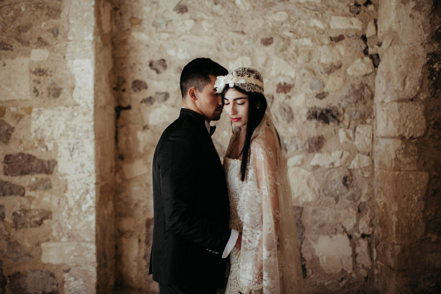 sardinia romantic wedding