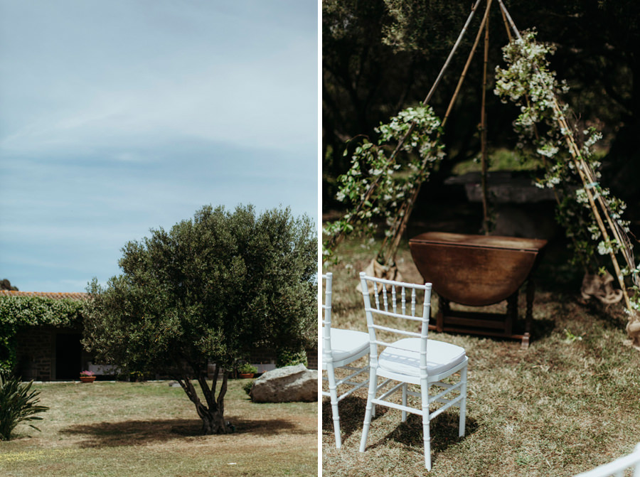 italy country wedding