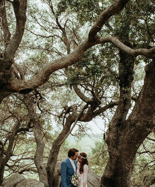 sardinia country wedding - Alexandra and Alexander