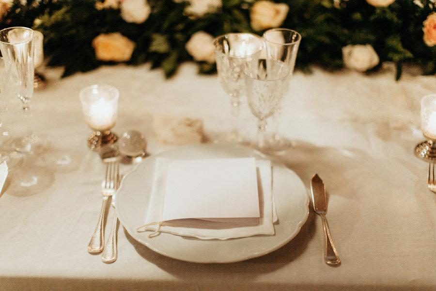 chic sicily wedding