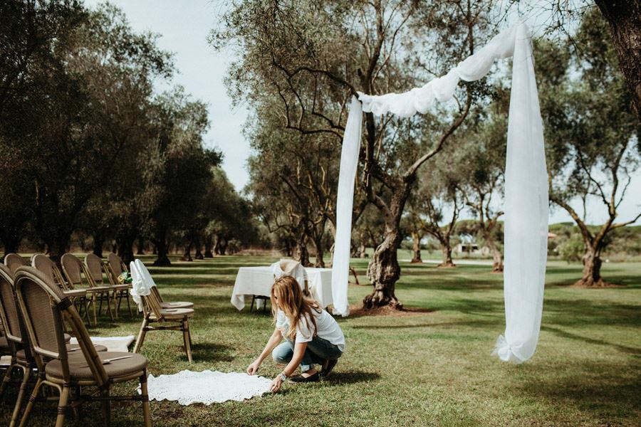 olive ceremony