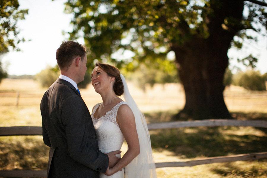 richmond park couple