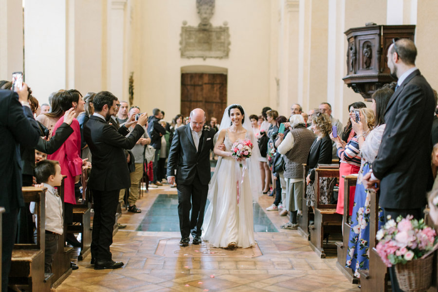 cathedral san rufino wedding