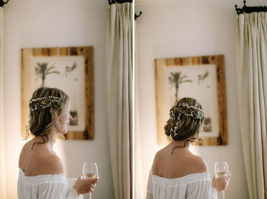 hotel romazzino wedding photographer