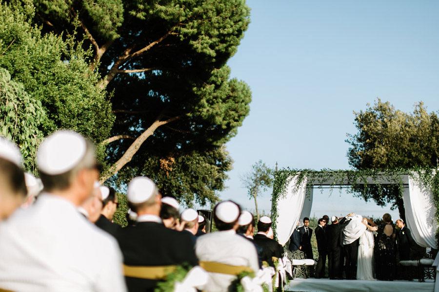 villa quintili jewesh wedding