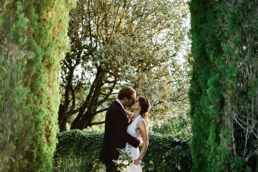 villa quintili wedding