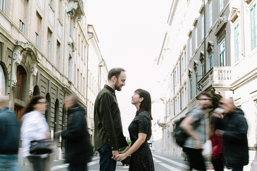 trieste engagement photographer