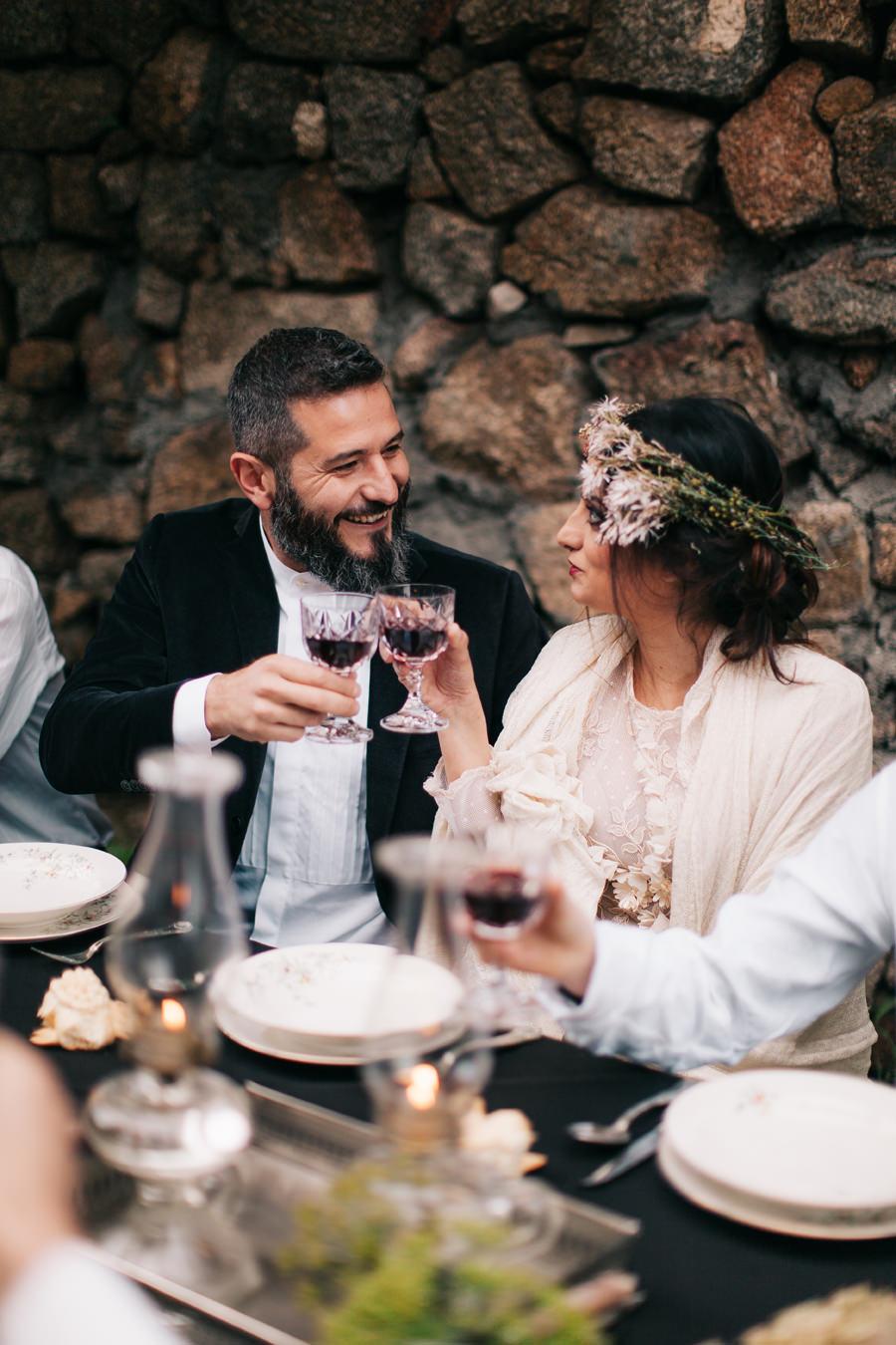 sardinia inspirational wedding
