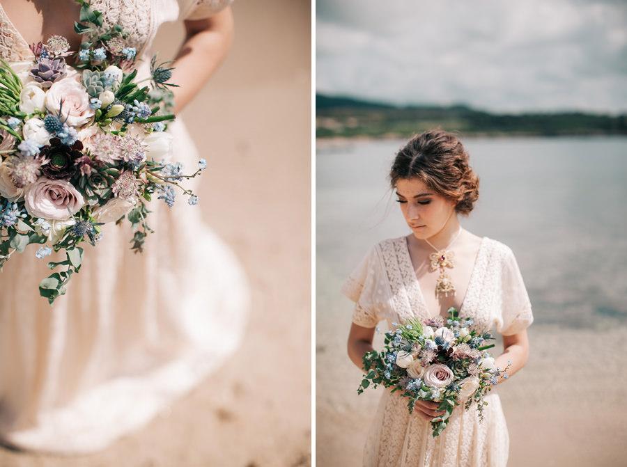 lazzaretto beach wedding