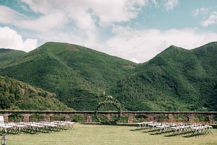 san pietro in valle abbey wedding