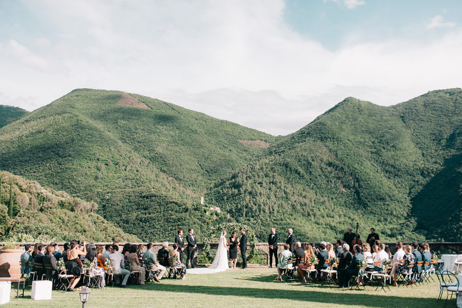 san pietro in valle abbey wedding
