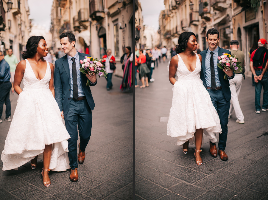 exclusive wedding taormina