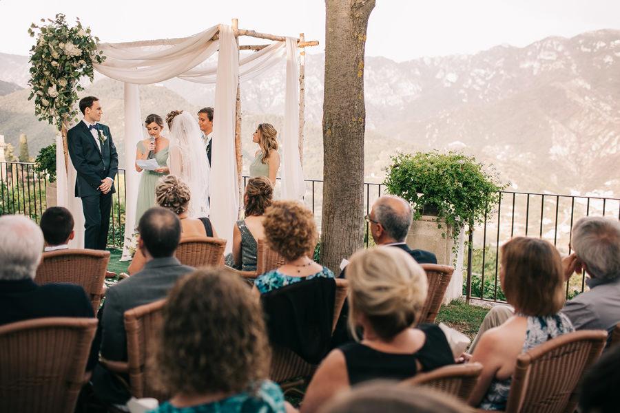 villa eva ravello wedding planner