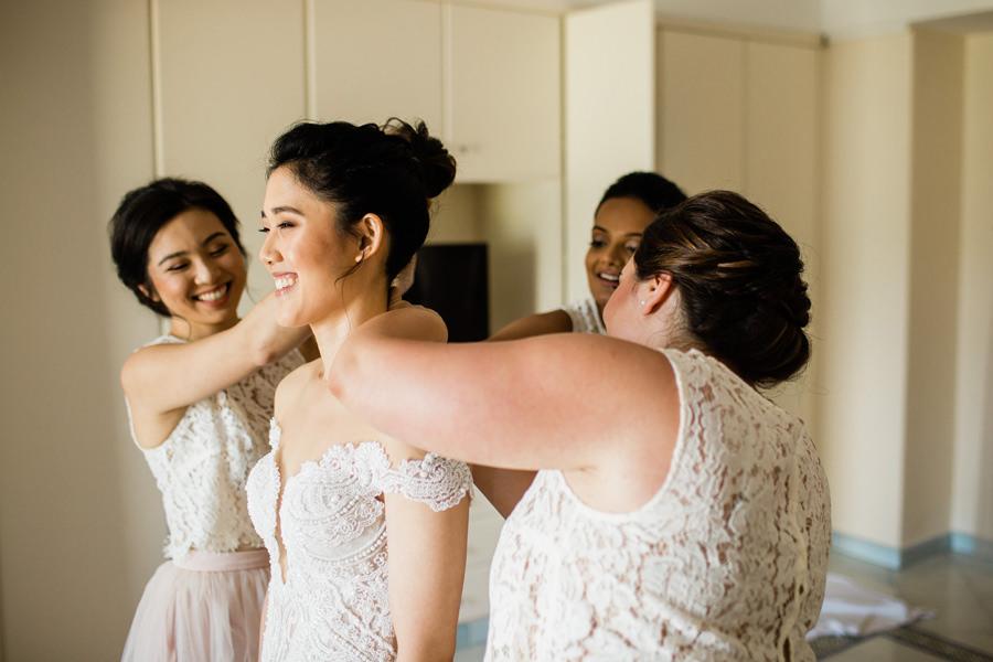 netta benshabu bridal gown