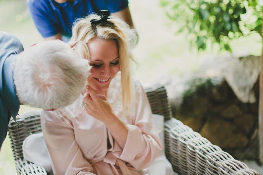 intimate wedding in costa smeralda