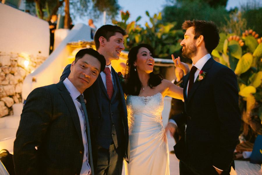 Hotel Su Gologone Wedding